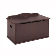Guidecraft Expressions Toy Box, Espresso